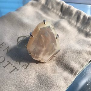 Kendra Scott Megan Ring (Size 8)